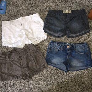 Pants - Jeans shorts